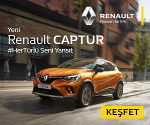 Renault Captur reklamı