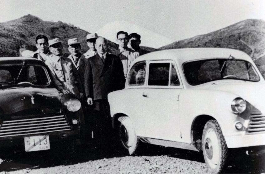 Suzuki 100 yaşında
