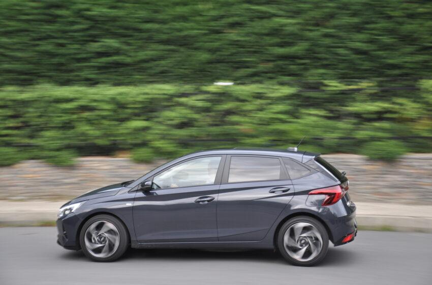 Hyundai i20 1.0 T-GDI 48V MHSG DCT