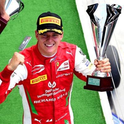 F2'de Mick Schumacher şampiyon oldu