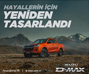 Isuzu D-max reklamı