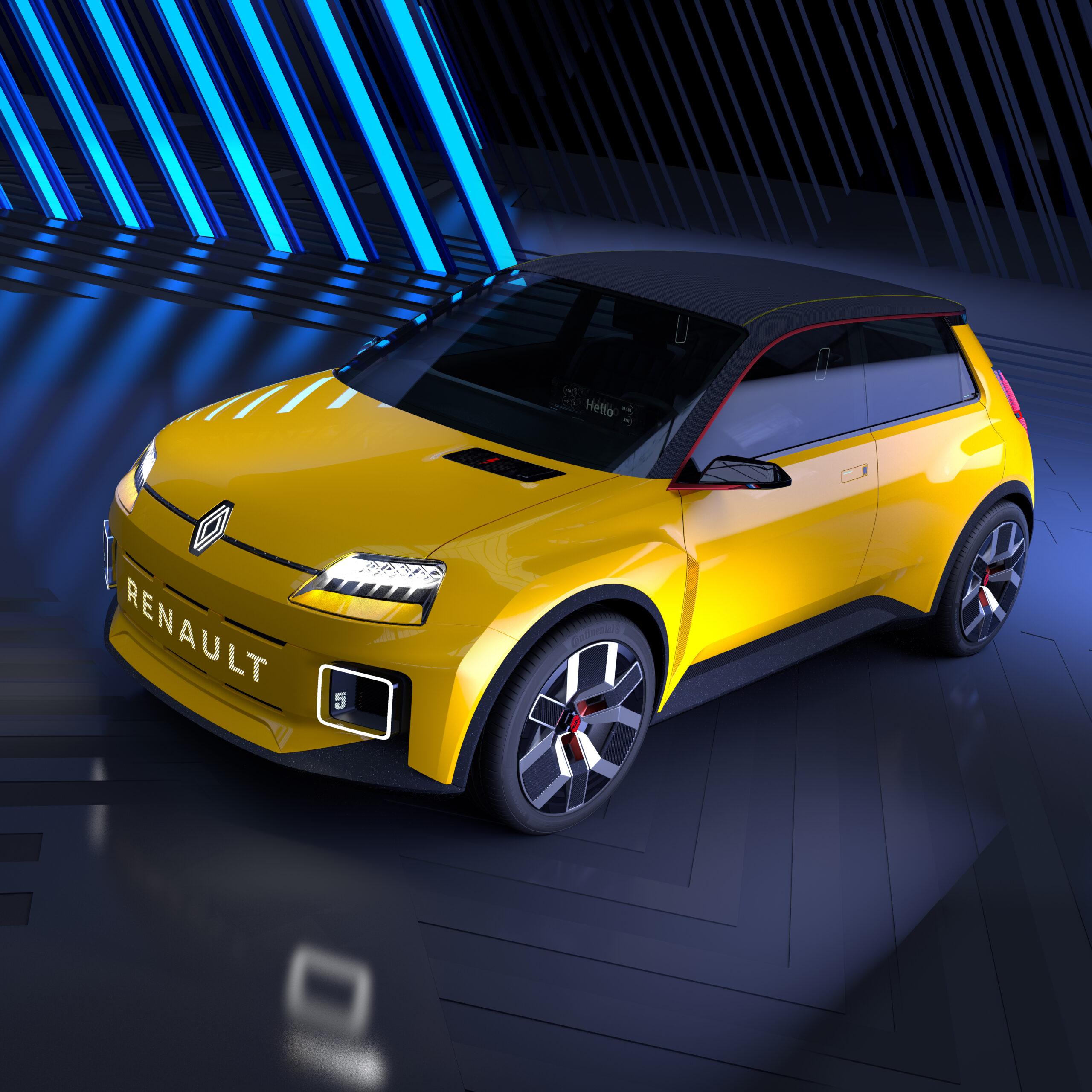 Renault'da yeni dönem yeni stratejiler