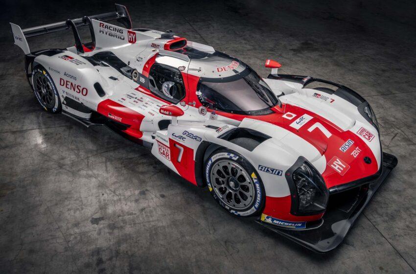 Toyota Gazoo Racing Hybrid yarış aracını tanıttı