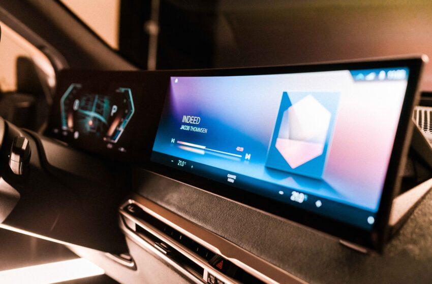 iDrive Sistemi'nin yeni nesli CES 2021'de tanıtıldı