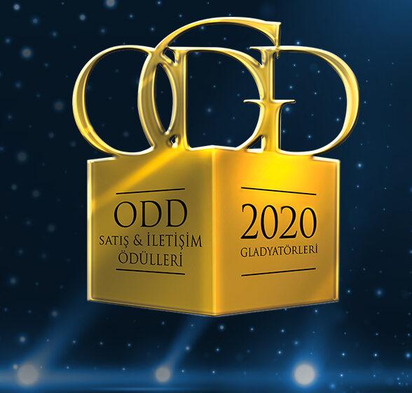 ODD Satış ve İletişim Ödülleri, 2020 Gladyatörleri belli oldu