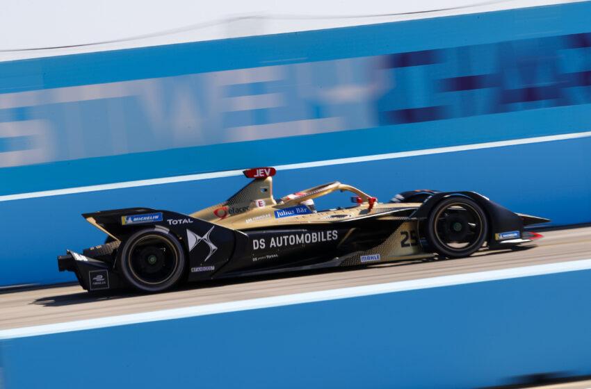 DS ile Formula E beraberliği 2026'ya kadar sürecek
