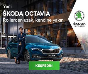 Skoda Octavia reklamı