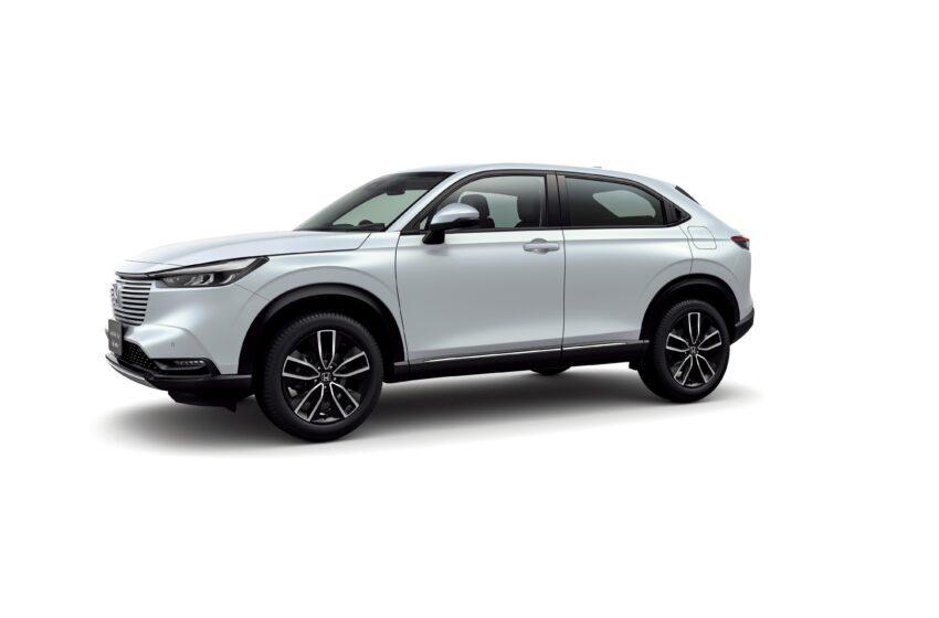 Honda HR-V yenilendi
