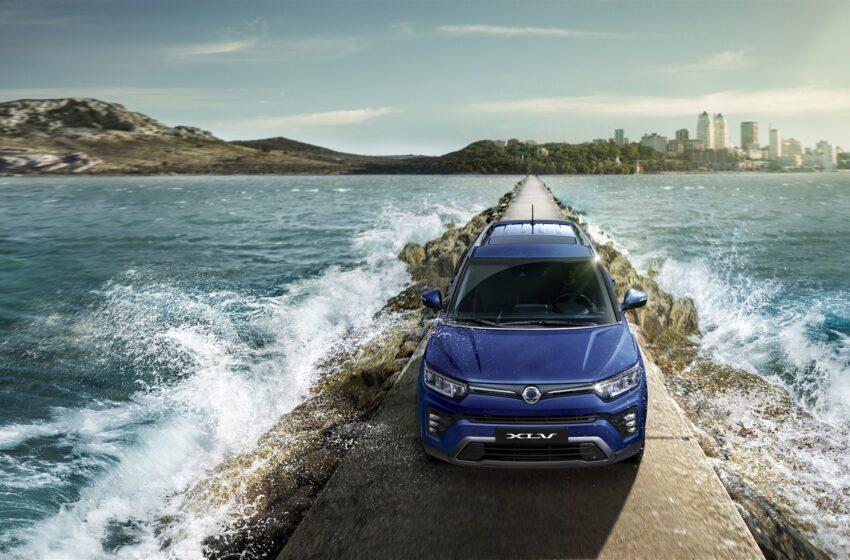 SsangYong'un yeni modeli XLV, Mayıs'ta Türkiye'de