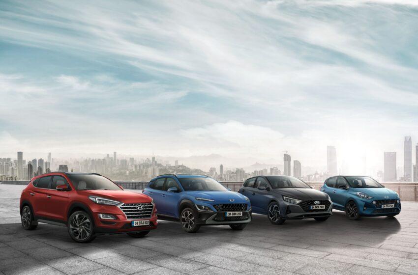 Mart ayında Hyundai'den cazip fırsatlar