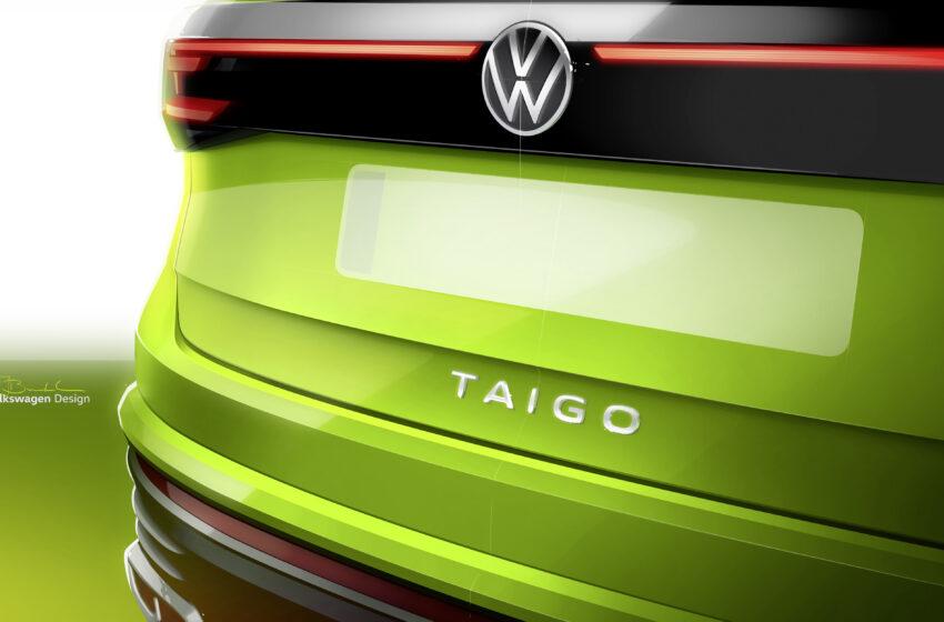 Volkswagen, SUV ailesini Taigo ile genişletiyor