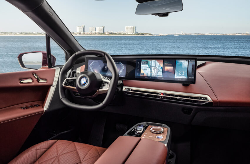 Yeni nesil BMW iDrive tanıtıldı
