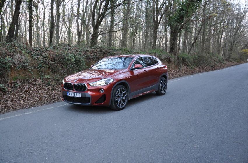 BMW X2 sDrive 16d