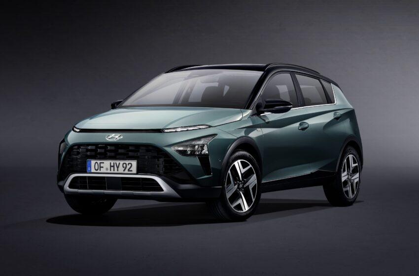 Hyundai'den yeni bir crossover: Bayon