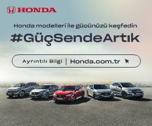 Honda reklamı