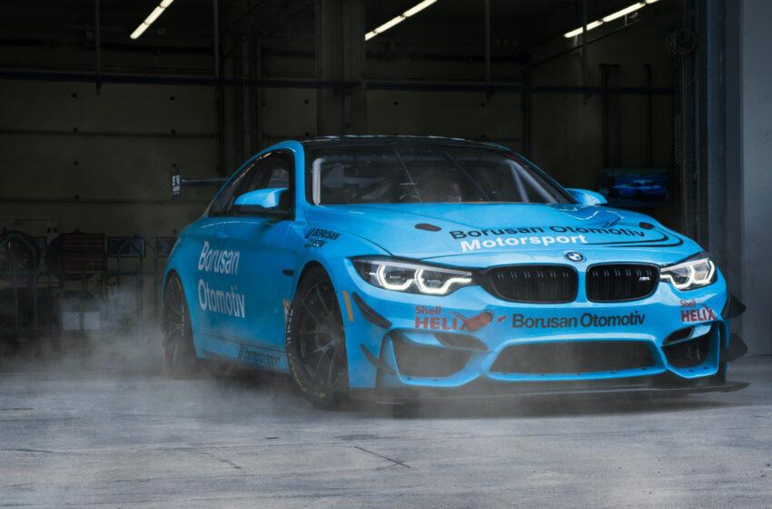 Borusan Otomotiv Motorsportsezonu Monza'da açıyor
