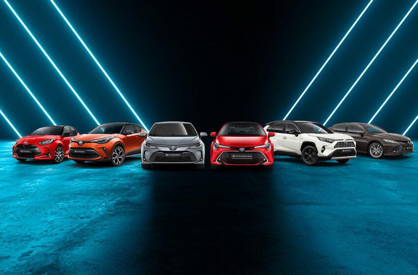 Toyota garanti süresini 5 yıla çıkarttı