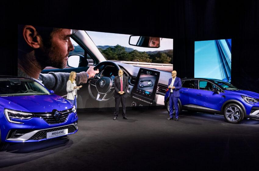 Fransız Yeni Dalgası eşliğinde yeni Renault zamanları