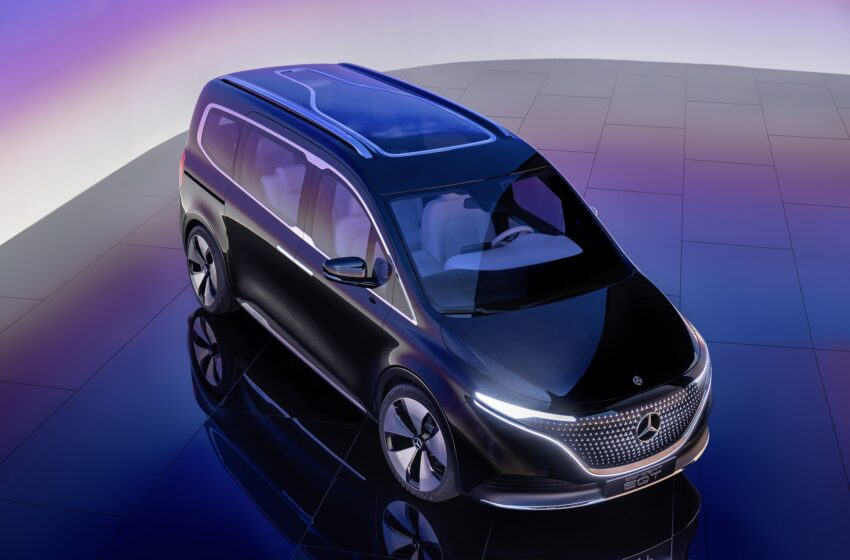 Hafif ticari araç segmentinde yeni bir premium kalite anlayışı: Concept EQT tanıtıldı
