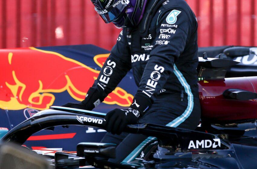 Lewis Hamilton 98. zaferini kazandı