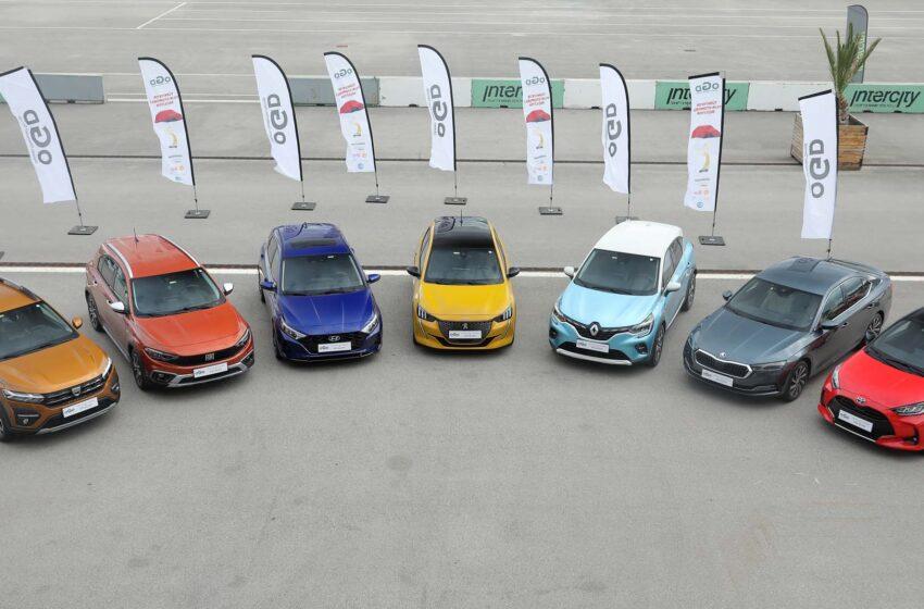 Türkiye'de Yılın Otomobili yarışmasında bir etap daha tamamlandı