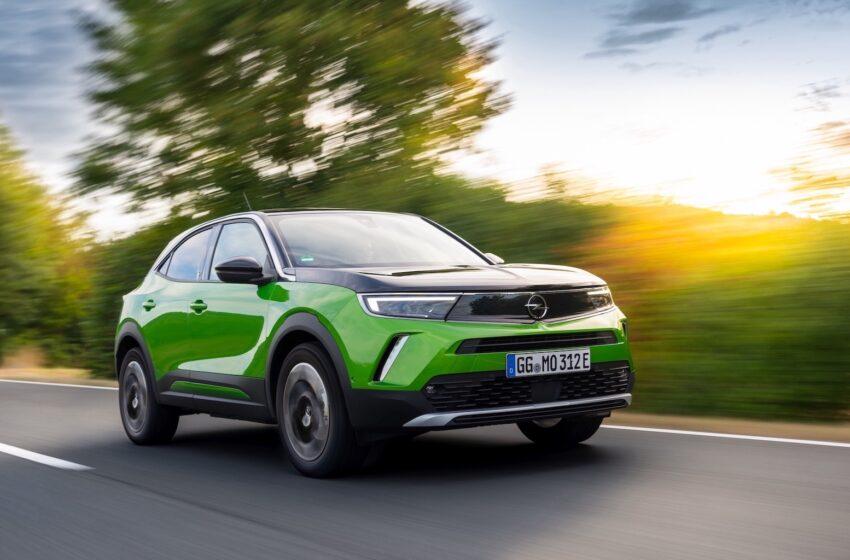 Opel Türkiye, Yeni Mokka'yı satışa sundu