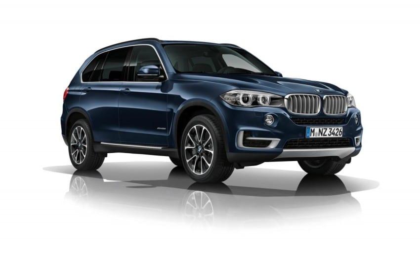 BMW zırhlı X5'i tanıtacak