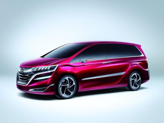 Honda Concept C www.e-motoring.com