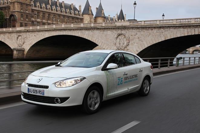 Renault ve Hertz'den elektrik işbirliği!