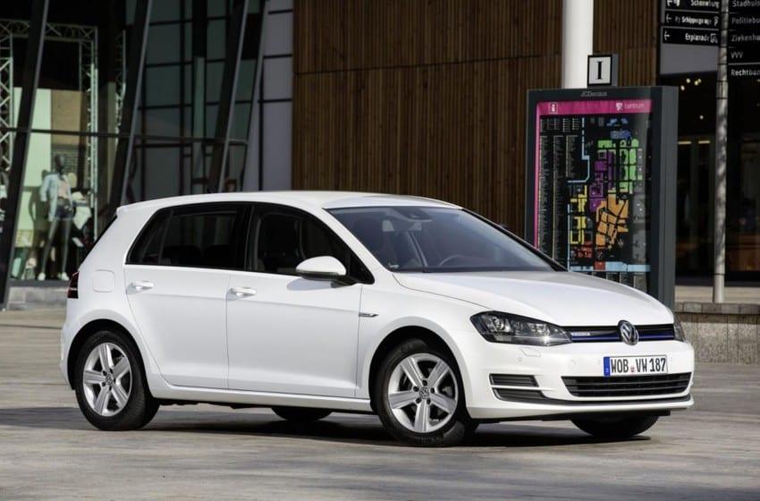 VW Golf'e 1.0 litrelik TSI