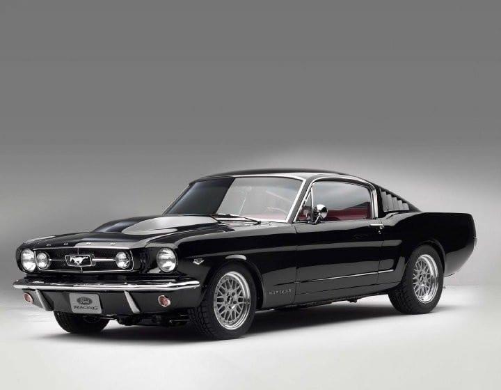 Mustang 50 yaşında