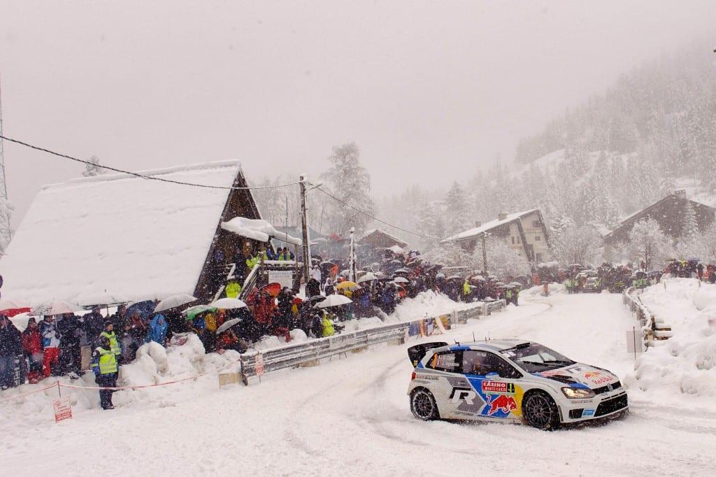AUTOMOBILE: Rally du Monte Carlo - WRC -13/01/2014
