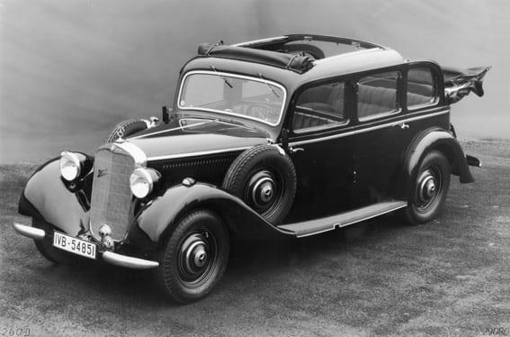 "Tarihin ilk dizel otomobili: ""Taksicilerin sevgilisi""!"