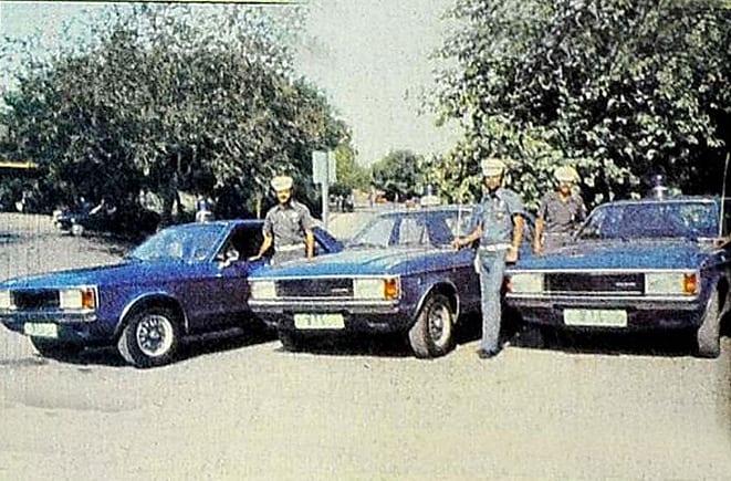 Polisler fantaziyi sever!