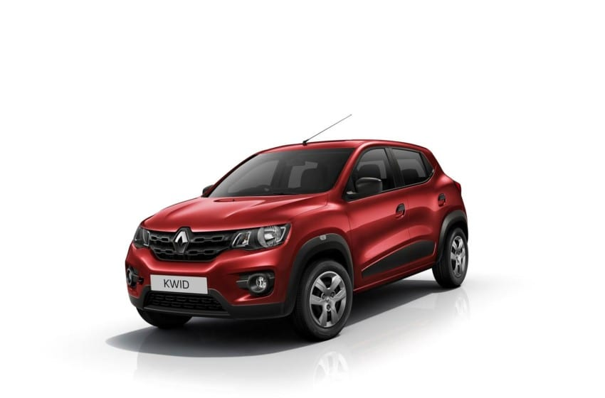 Renault Kwid ile 3 bijona dönüyor!