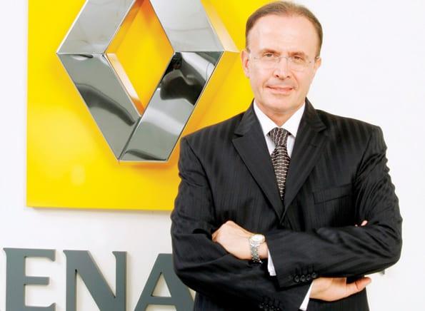 Renault'da Aybar dönemi sona erdi