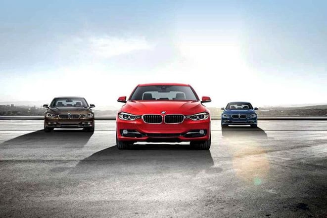 İşte yeni BMW 3 Serisi