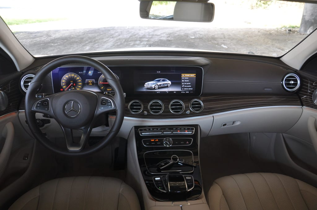 Mercedes-Benz E220d Exclusive