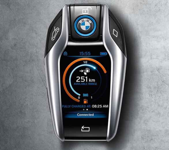 Uzaktan kumandada BMW devrimi