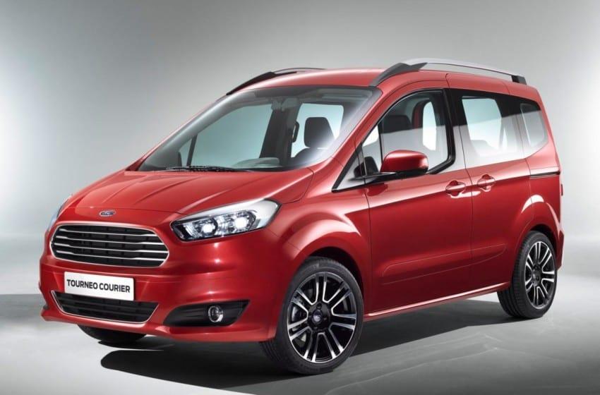 Ford Otosan'ın yeni ürünü Cenevre'de tanıtıldı