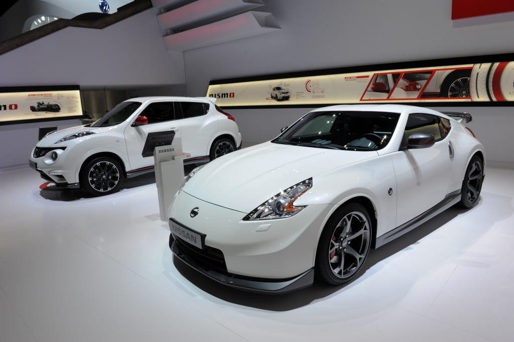 Nissan 370Z_Nismo_ve_Juke_Nismo www.e-motoring.com