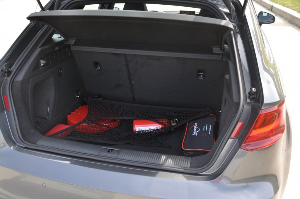 Audi A3 Sportback 1.4 TFSI www.e-motoring.com