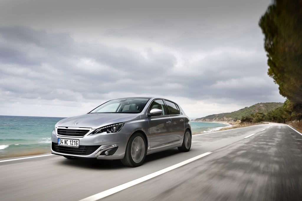 Peugeot 308 1.6 HDi EAT6