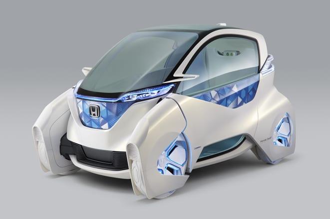 Honda geleceği getiriyor