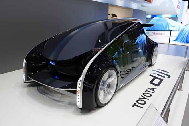 """Toyota'dan """"Eğlenceli Sürüş"""" konsepti"""