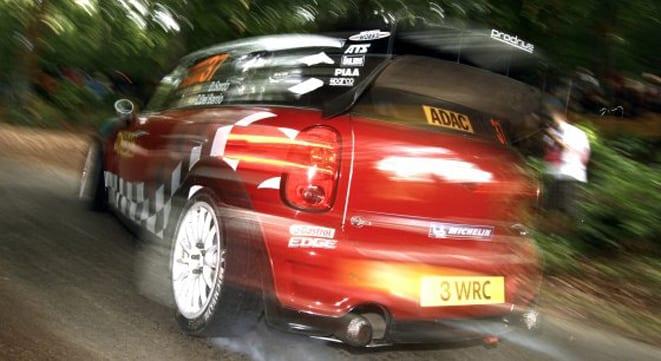 WRC'de genlere saygı