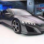 Acura NSX www.i-motoring.com