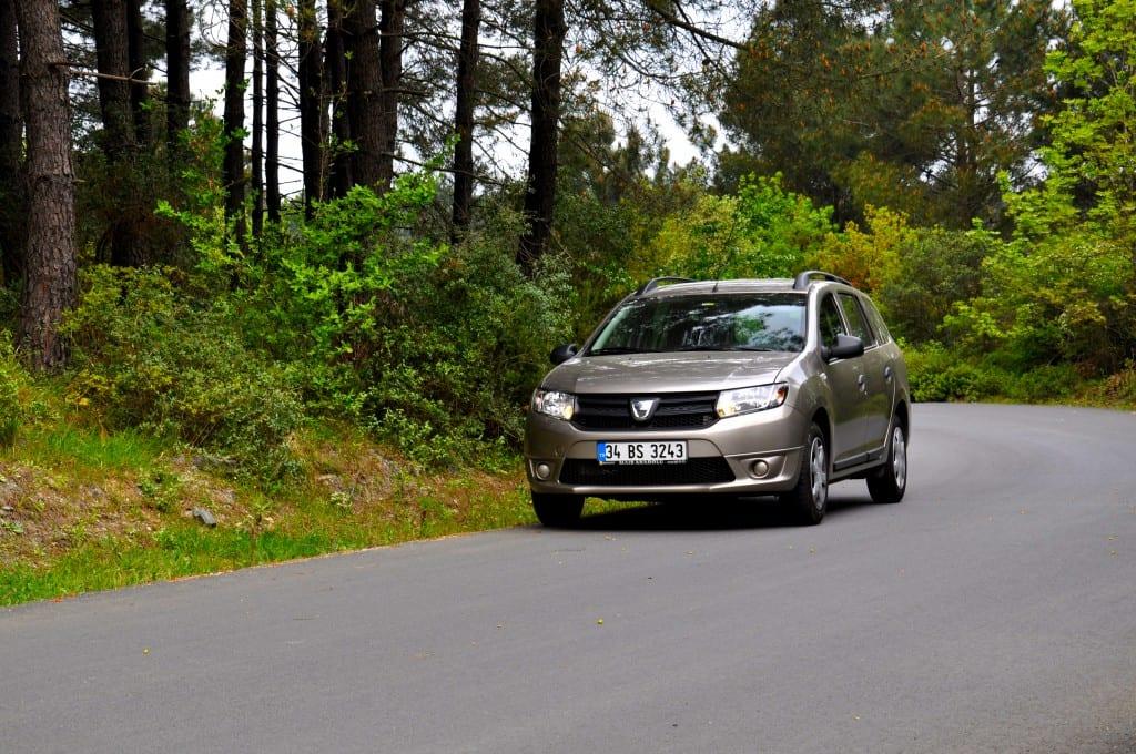 Dacia Logan MCV 1.5 dCi www.e-motoring.com