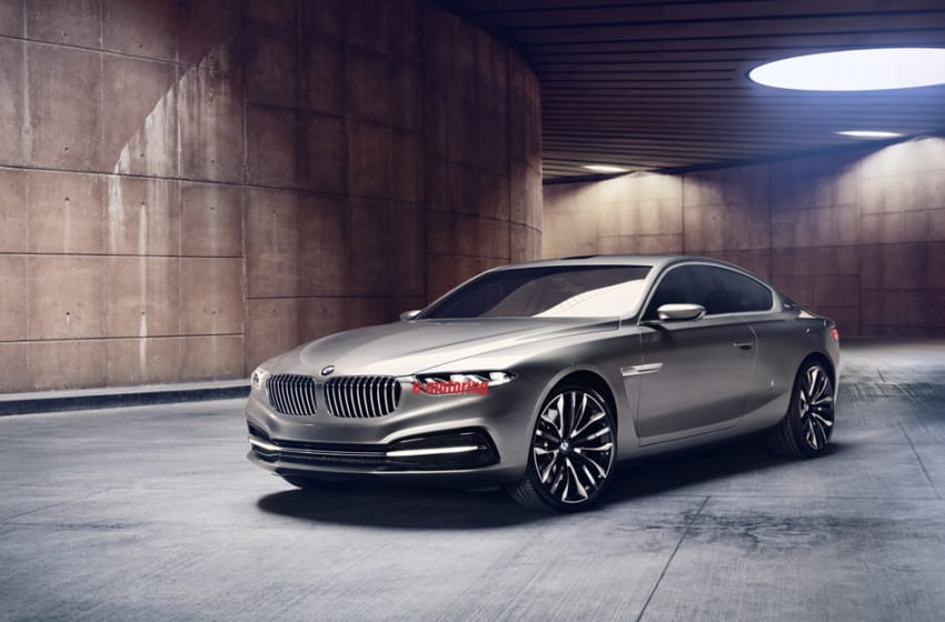 Pininfarina BMW için coupe çizerse: Gran Lusso Coupé