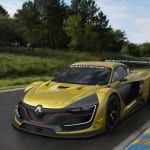 The Renault R.S. 01 www.e-motoring.com